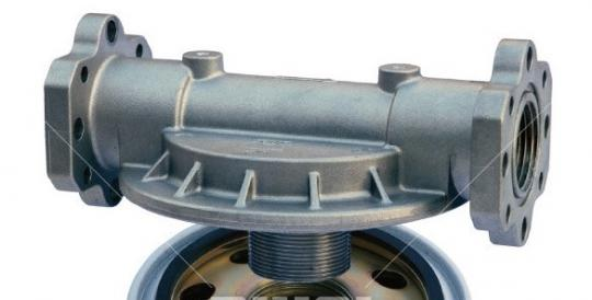 150 l/min gas with head