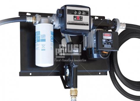 Piusi ST Panther 56 FilterМобильная перекачивающая станция дизельного топлива