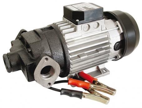 Gespasa AG-90 (80л/мин) насос для перекачки дизельного топлива солярки