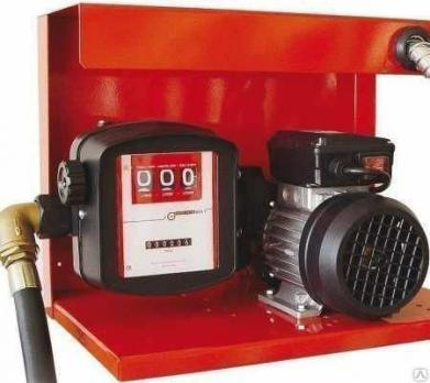 Gespasa SAG-90 S комплект заправочный для дизельного топлива солярки
