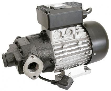 Gespasa AG 100 - насос для перекачки дизельного топлива