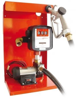 Gespasa SAG-800A Ex 230 VAC + base no. 4 - Комплект для перекачки бензина