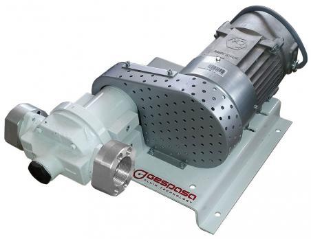 Gespasa BAG-800 насос для перекачки бензина керосина
