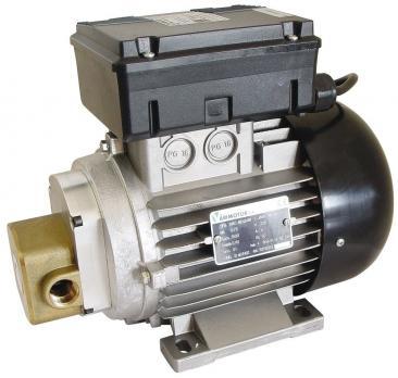 EA-88 230V AC - Шестеренчатый насос для смазочных материалов вязкостью до 200 cSt GESPASA