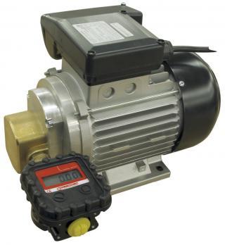 SEA-88 - Шестеренчатый электронасос для смазочных материалов с электронным счетчиком MGE-40
