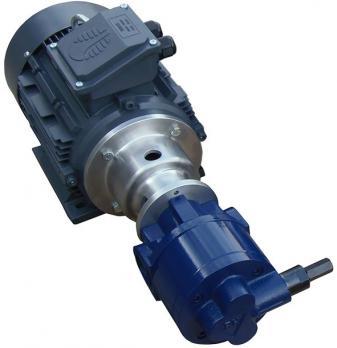 EA-80 2.98 kW 230/400 VAC - Шестеренчатый электронасос для смазочных материалов