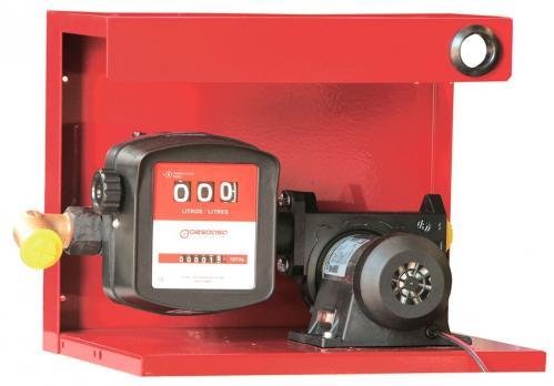 Gespasa SE-75 230 VAC + base no. 4 - Комплект для перекачки