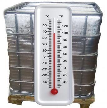 Еврокуб 1000 литров, Утепленный с Подогревом
